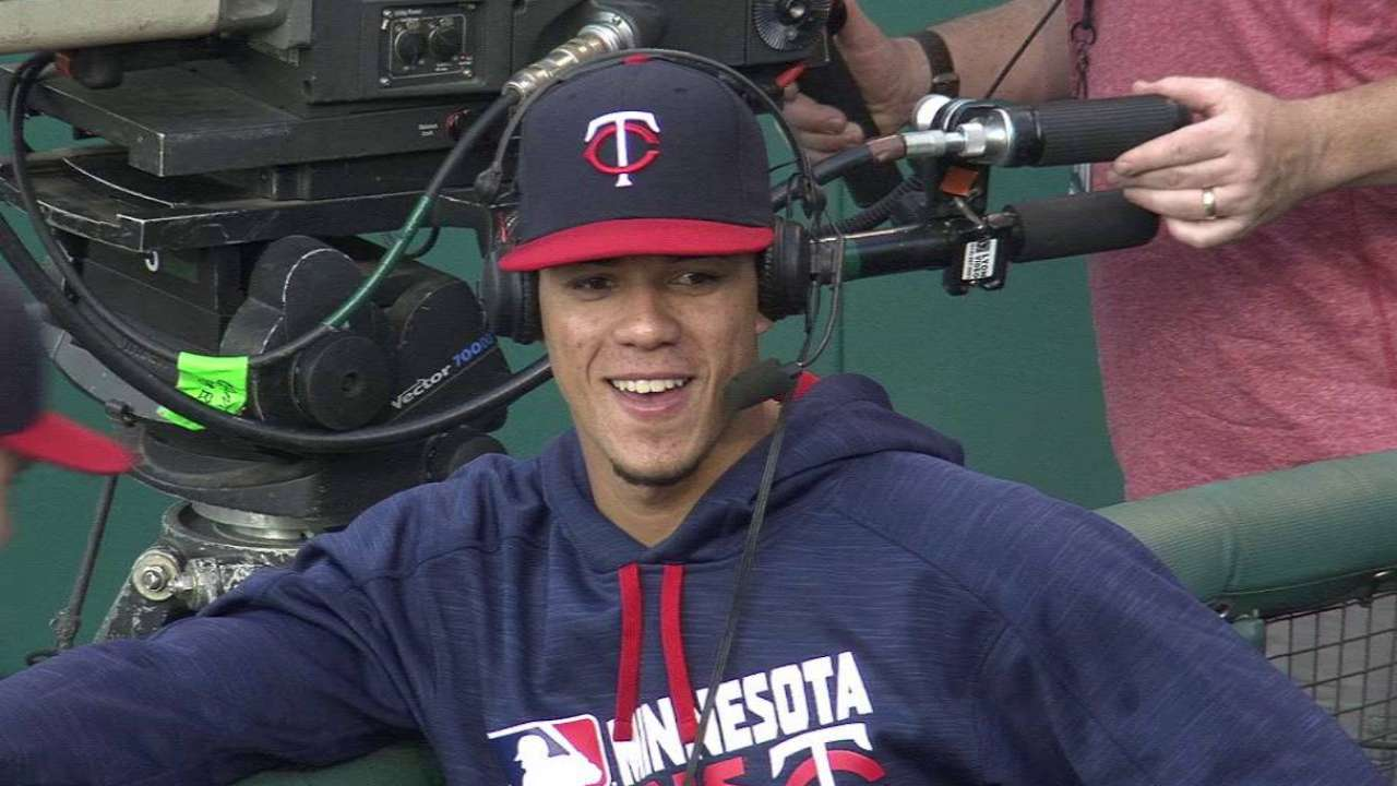 Berrios on start