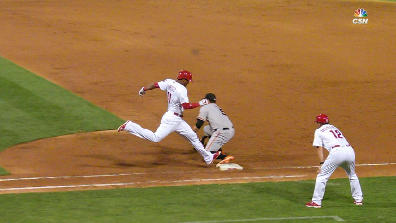 Nunez turning the page on crucial error vs. Phils