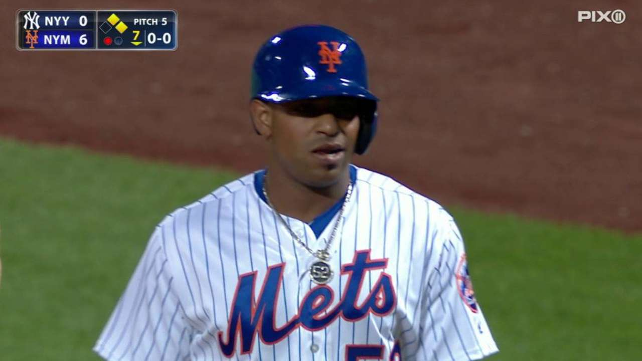 Cespedes' pinch-hit RBI single