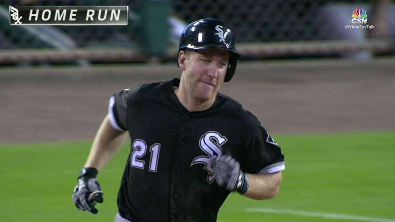 Frazier's 30th home run