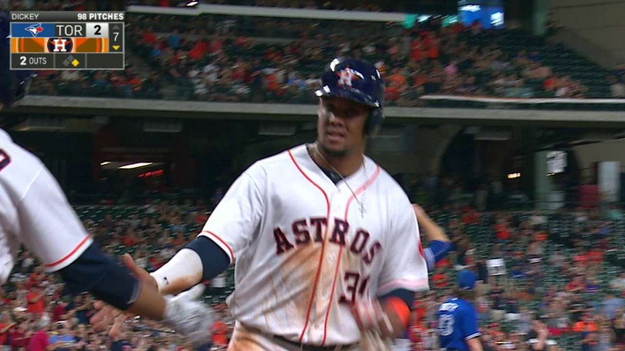 McCullers hurt, Astros held to one run in loss