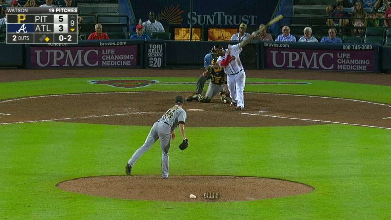 Frazier sparks Bucs; Cole wins 2nd straight