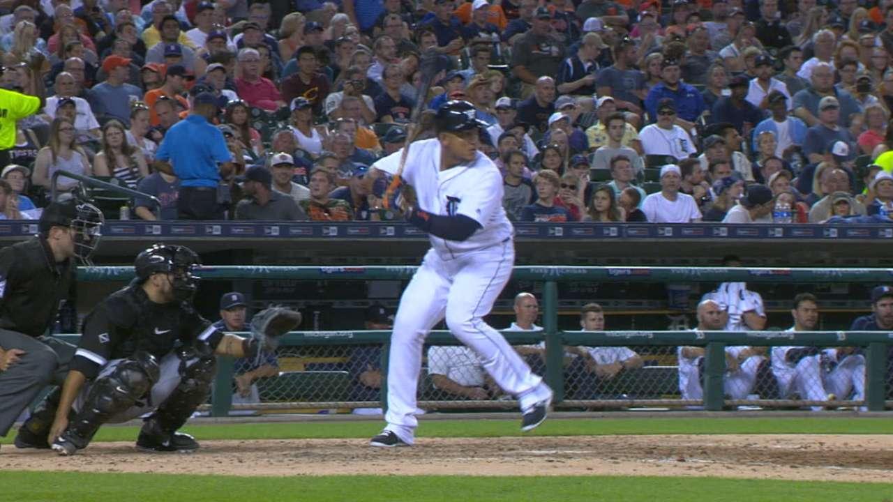 Mig-nificent 7: Cabrera, Tigers on a tear