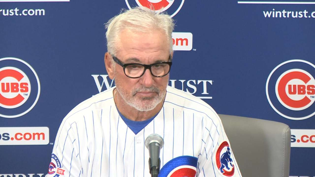 Maddon on 3-2 win over Marlins