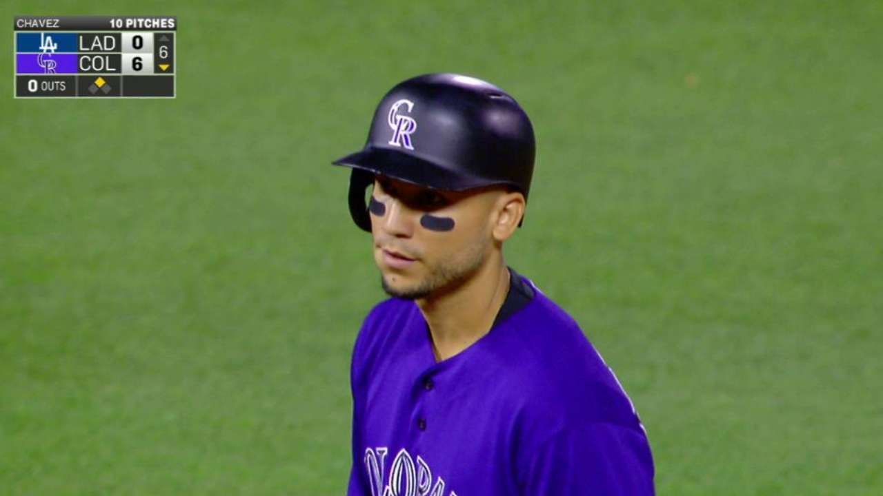 CarGo load: 4-RBI night carries Rox past LA