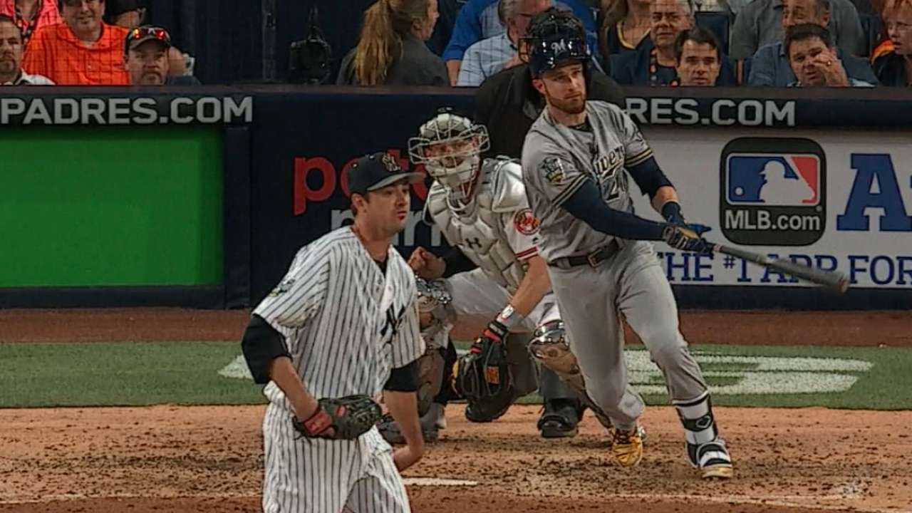 Chernoff on Lucroy as backup: 'Crazy to us'