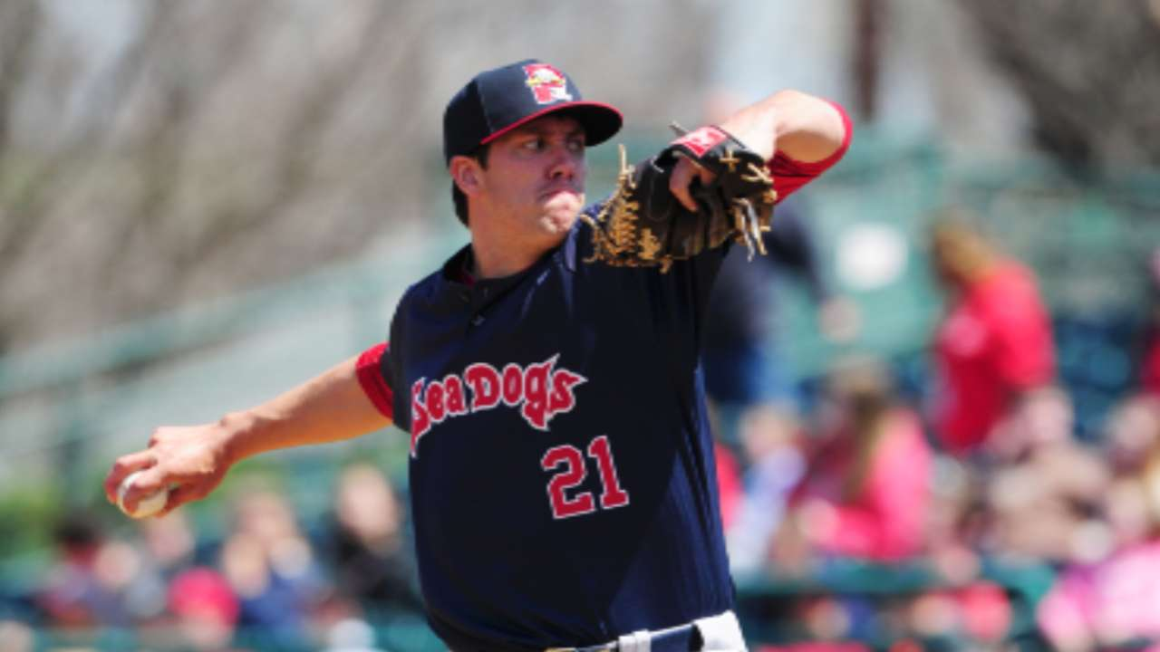 Twins call up Light to replace Mejia