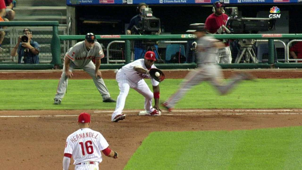 Phillies turn two