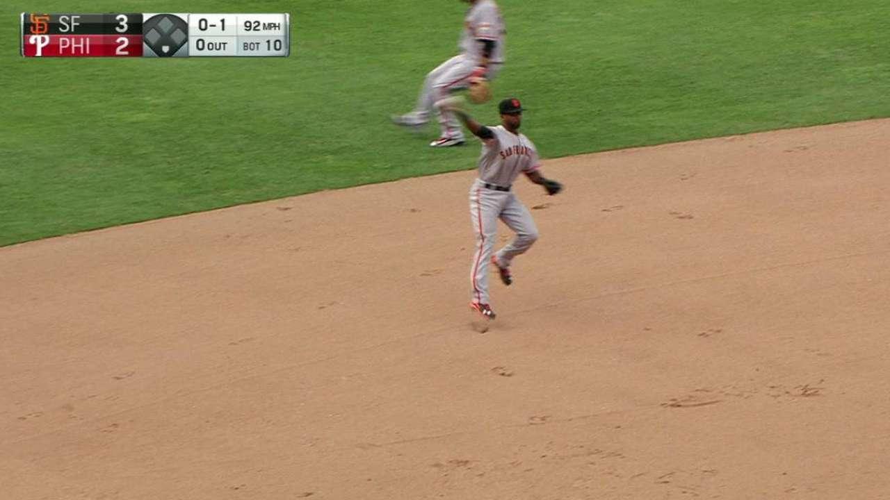 Nunez's impressive play