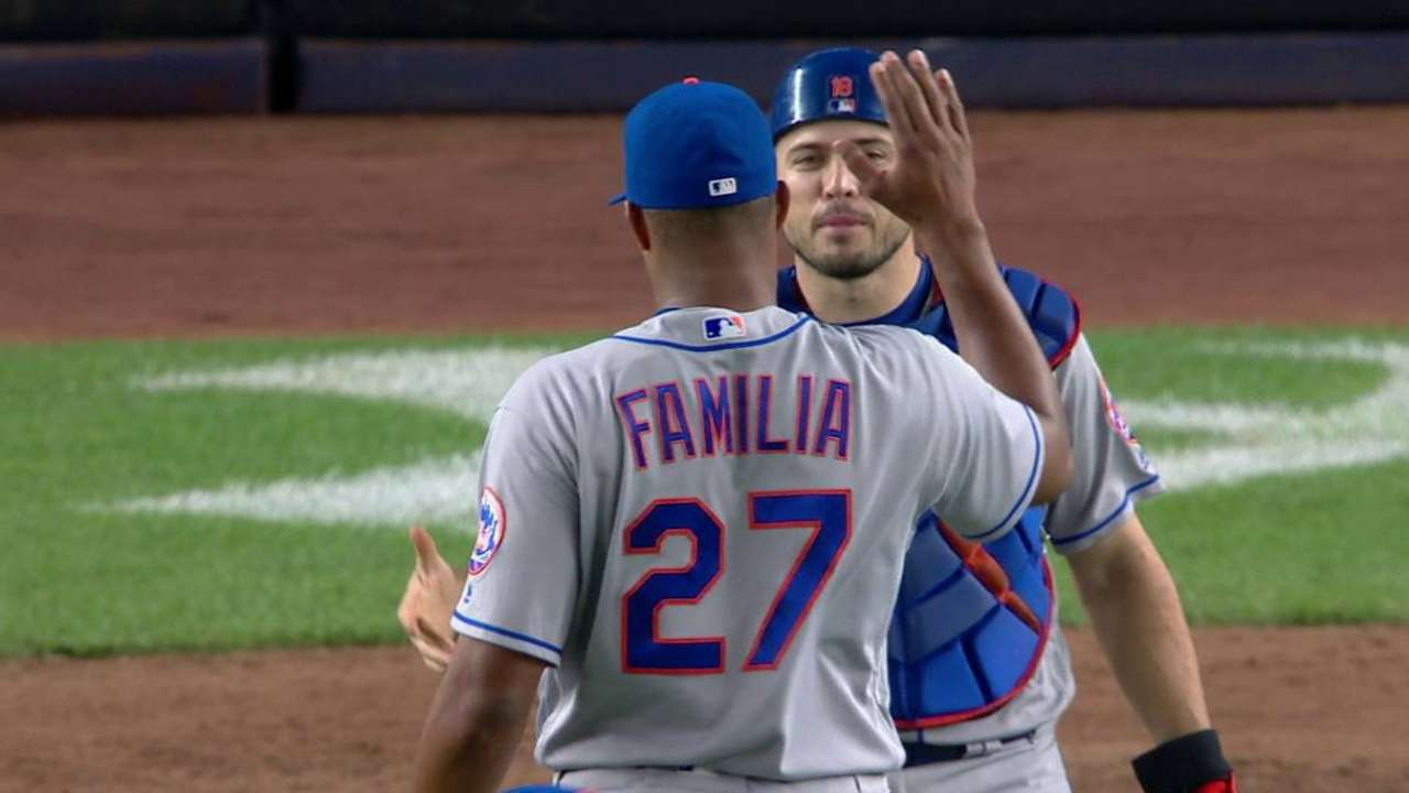Familia induces DP to earn save