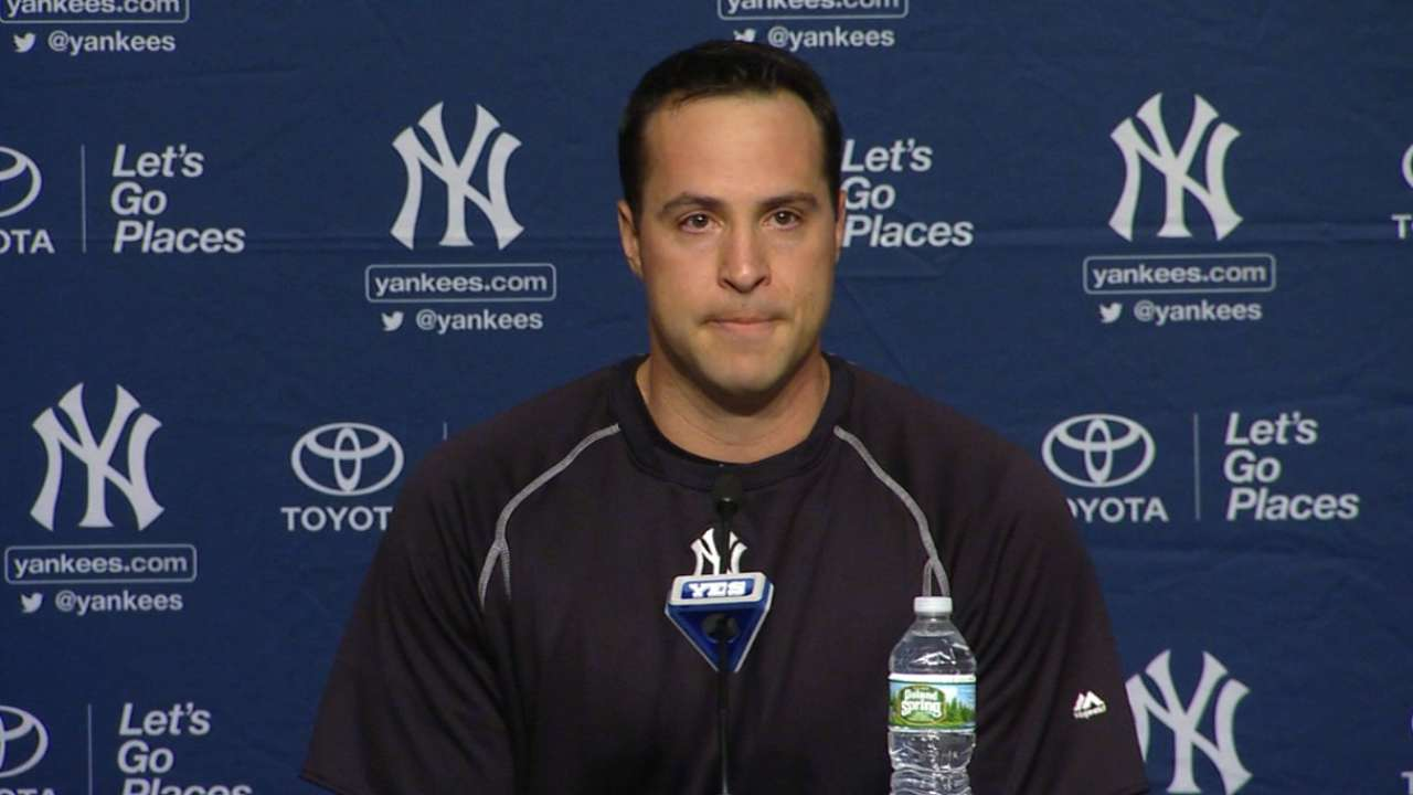 Teixeira on dad, switch-hitting