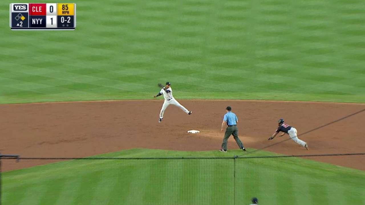 Yankees turn two