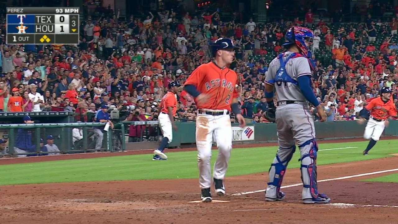 Correa's two-run single