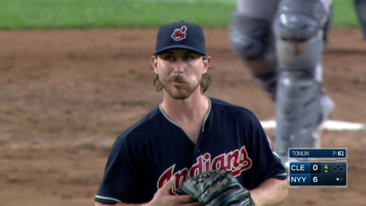 Tribe hopes rotation can snap out of funk