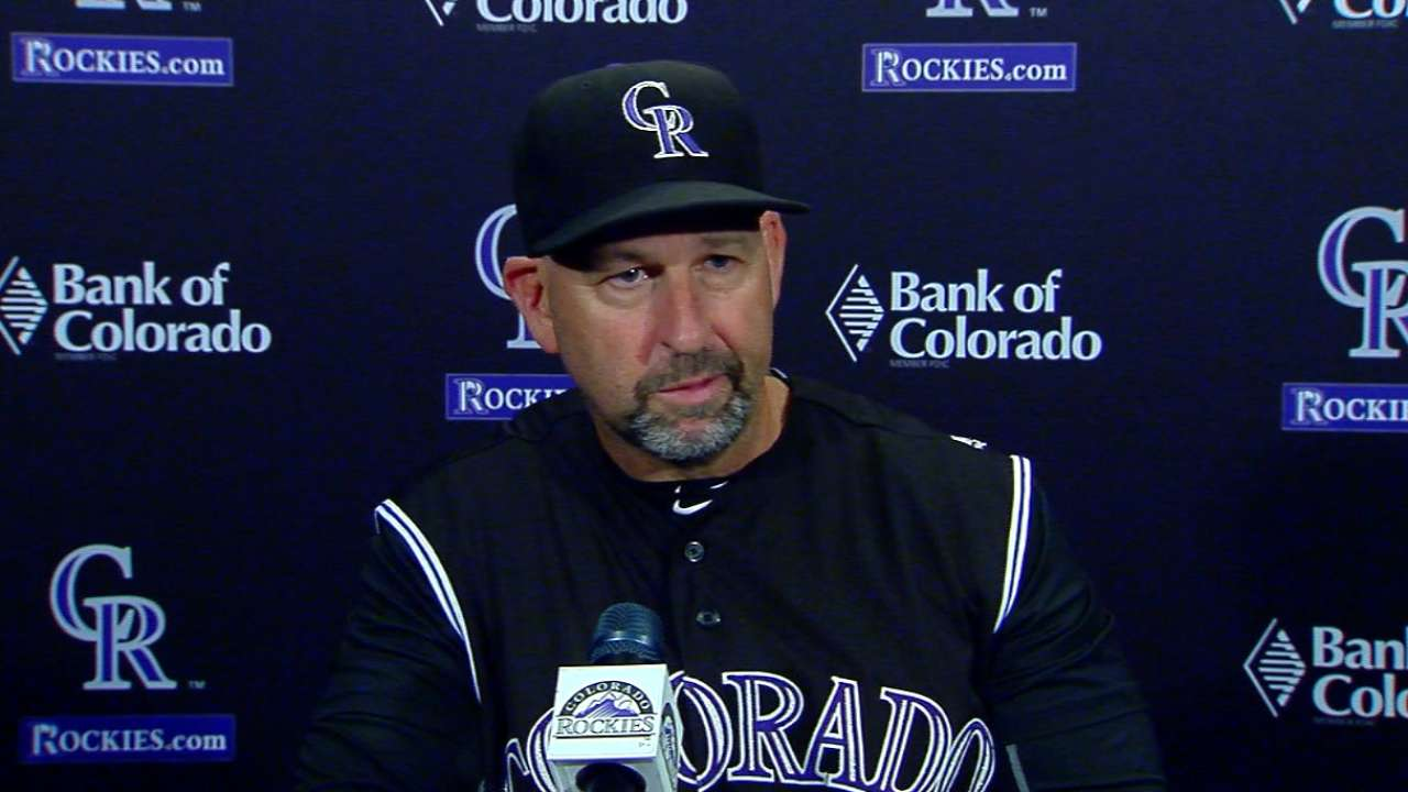 Weiss on 5-3 loss to Marlins