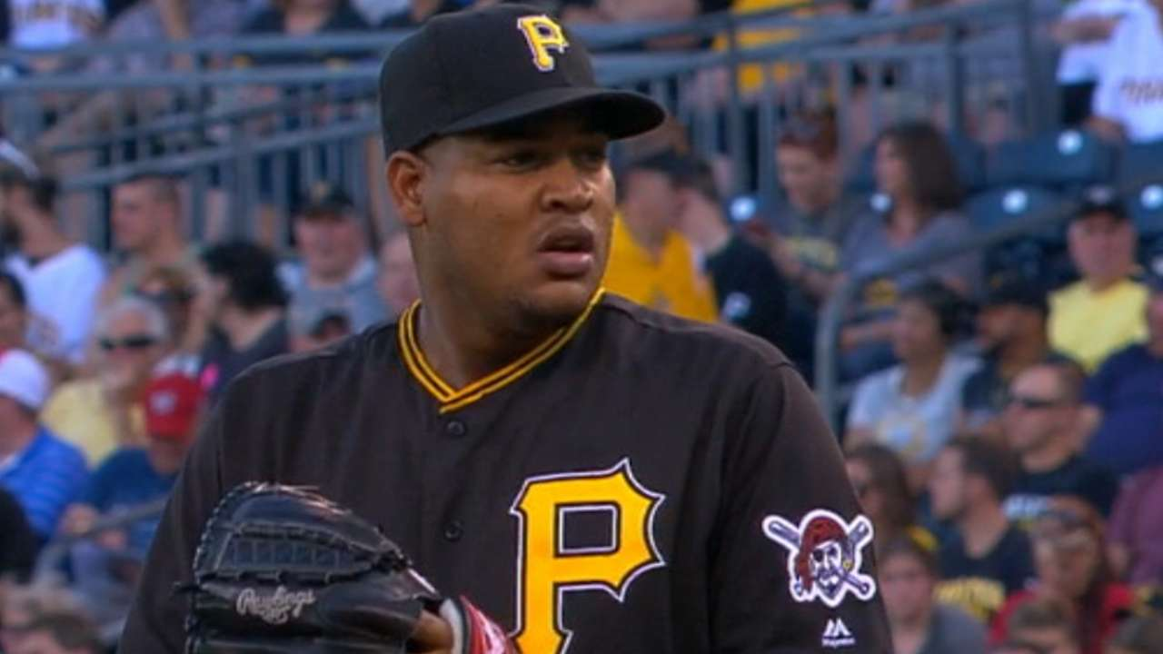 Nova's strong debut with Pirates
