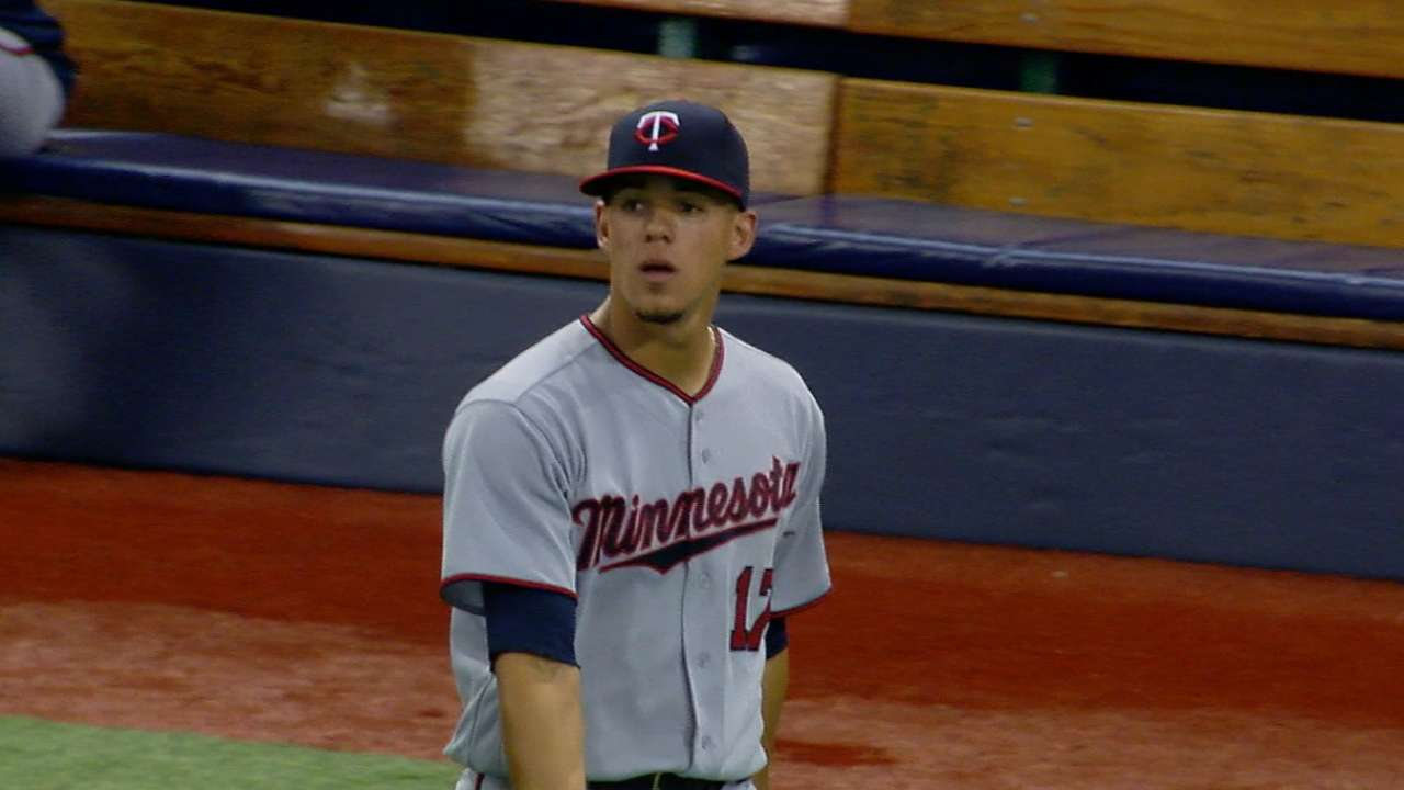 Windup change has Berrios feeling confident
