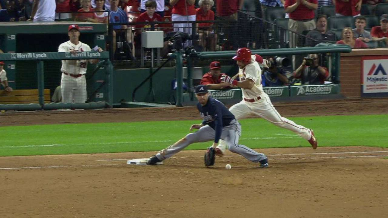 Pham out after call stands