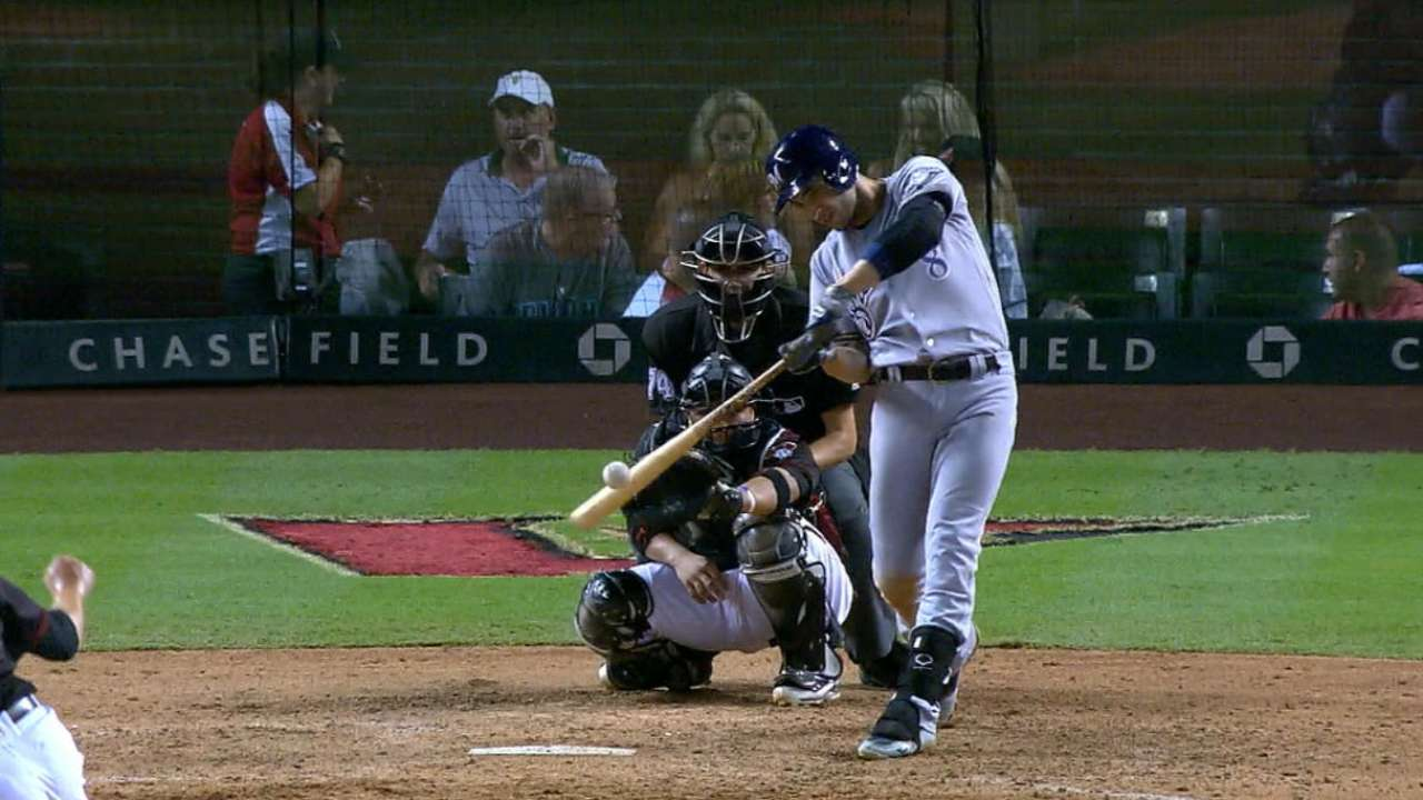 Braun's 2 HRs, 7 RBIs lift Brewers in Arizona