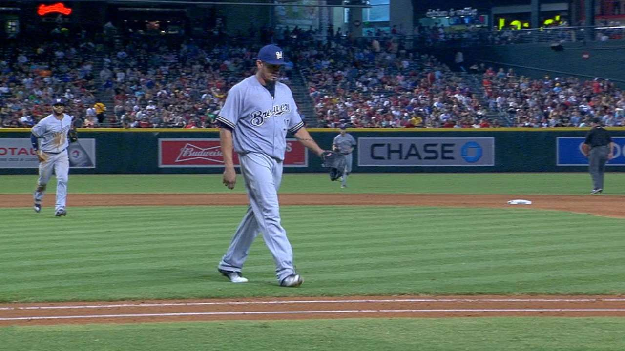 Garza glad to be reunited with mentee Ortiz