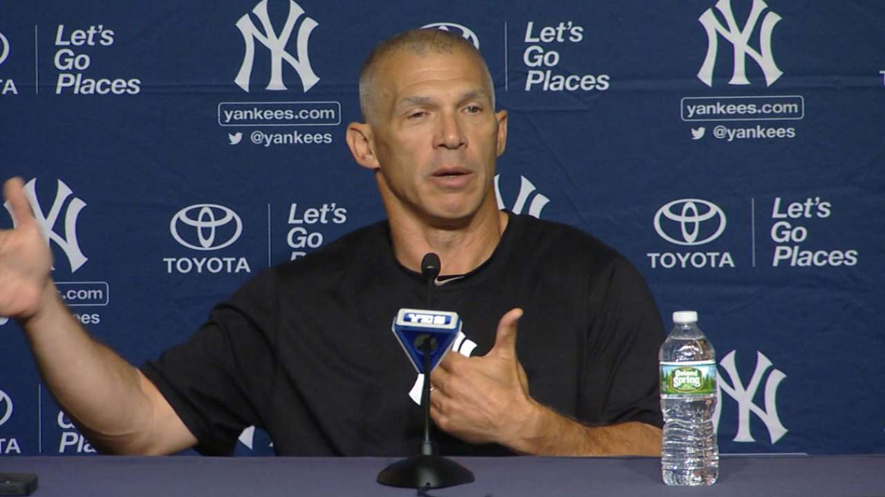 Girardi on A-Rod as a mentor