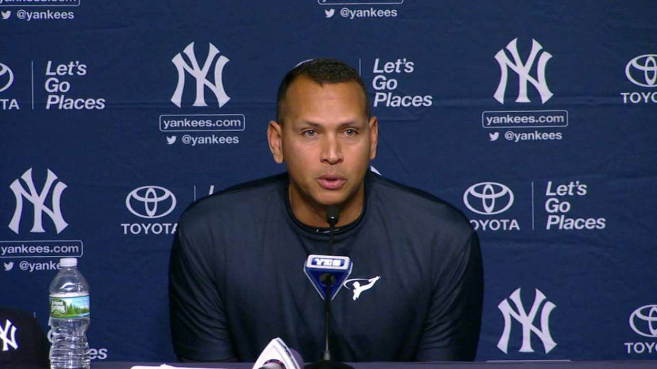 A-Rod could play regularly in final week