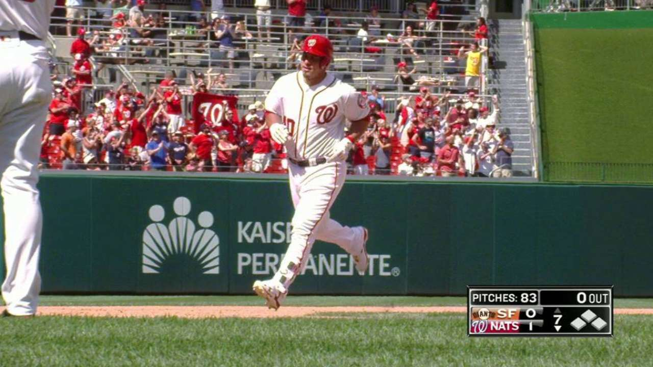 Ramos shows 'confidence' with game-winning HR