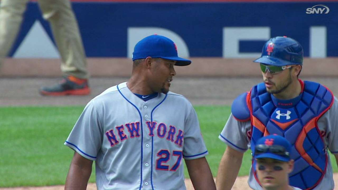Mets hope win over Tigers gets them on a roll