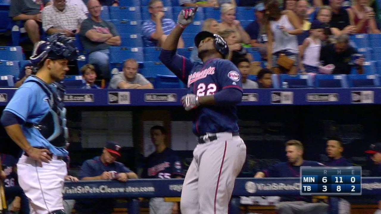Sano's second homer