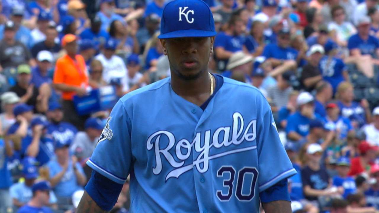 Ventura's one-run effort