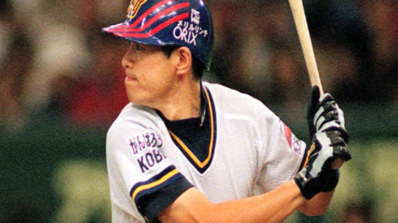 From Japan to US, Ichiro born to be a star