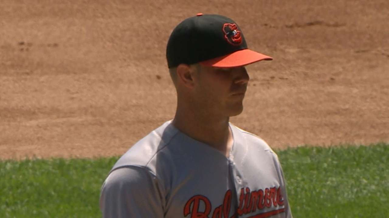Bundy's solid outing