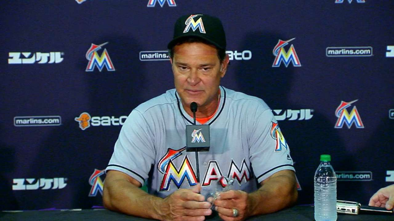For Marlins, wins outweigh milestones
