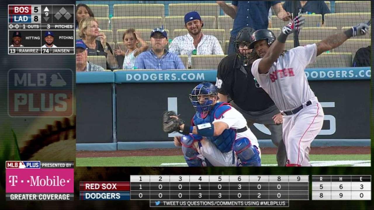 MLB Plus: Jansen's strikeout