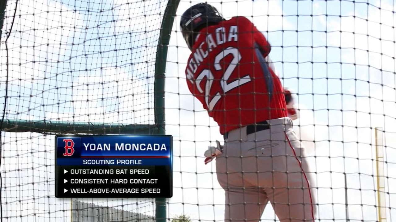 Inbox: When will Moncada make Sox debut?
