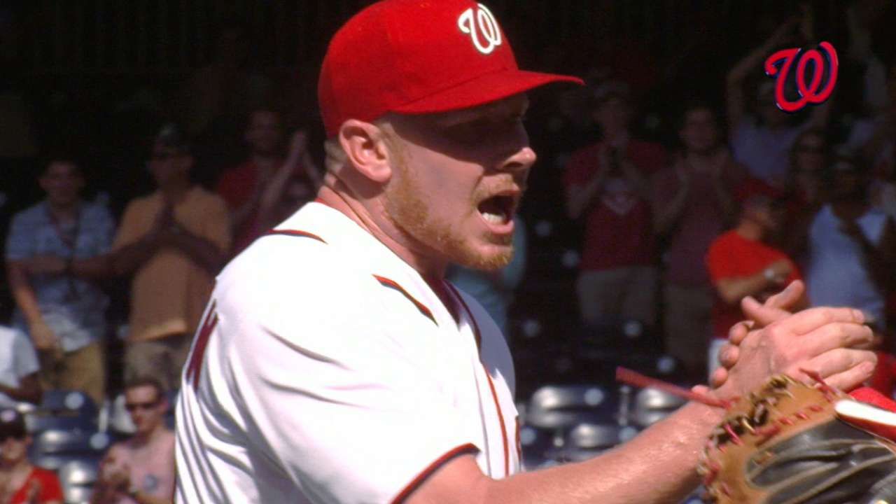 Nats already reaping benefits of Melancon deal