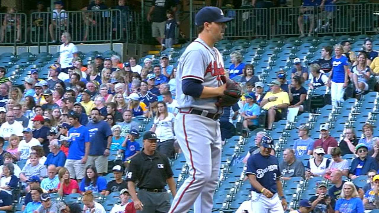 Whalen's strong outing