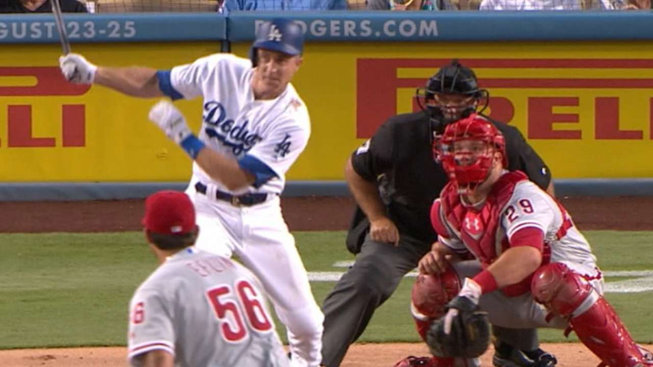 Must C: Utley homers vs. Phils
