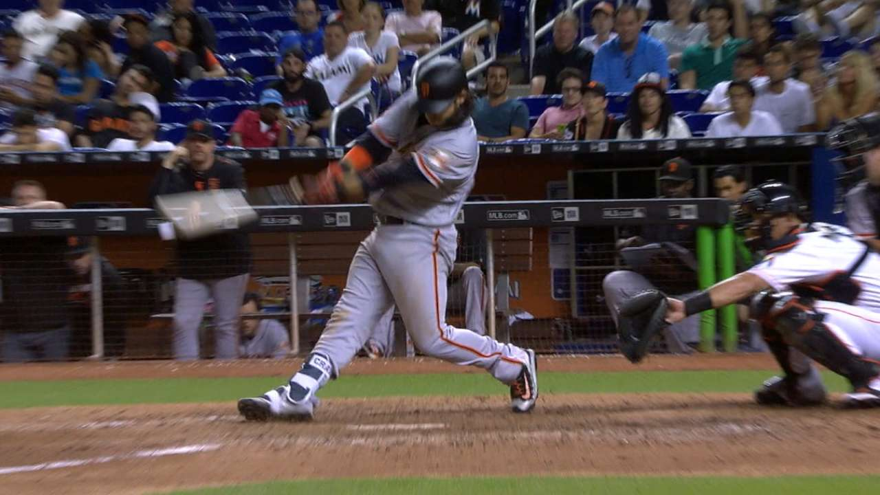 Crawford's historic hitting