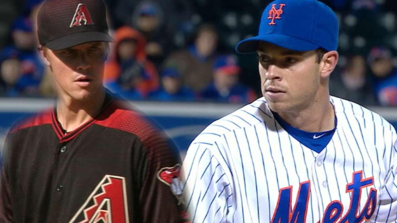 Greinke set to return against Mets on MLB.TV