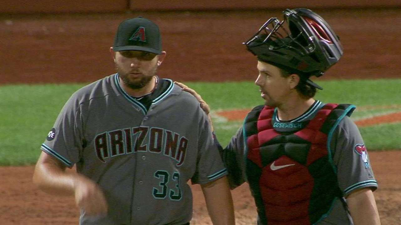 D-backs looking for answer at closer