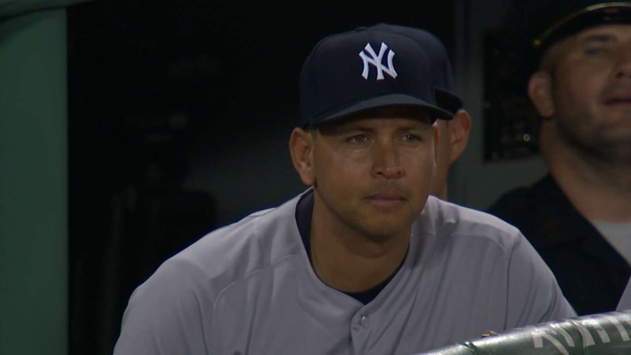 Must C: Boston chants for A-Rod