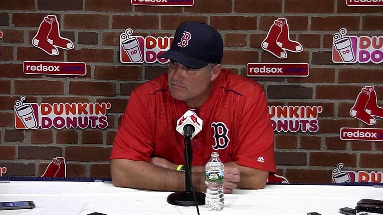 Farrell discusses 5-3 win