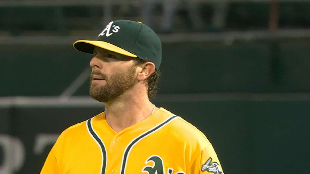 Neal the real deal in A's win over Orioles