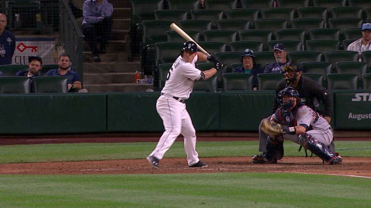 Seager's two game-tying hits pave way for walk-off