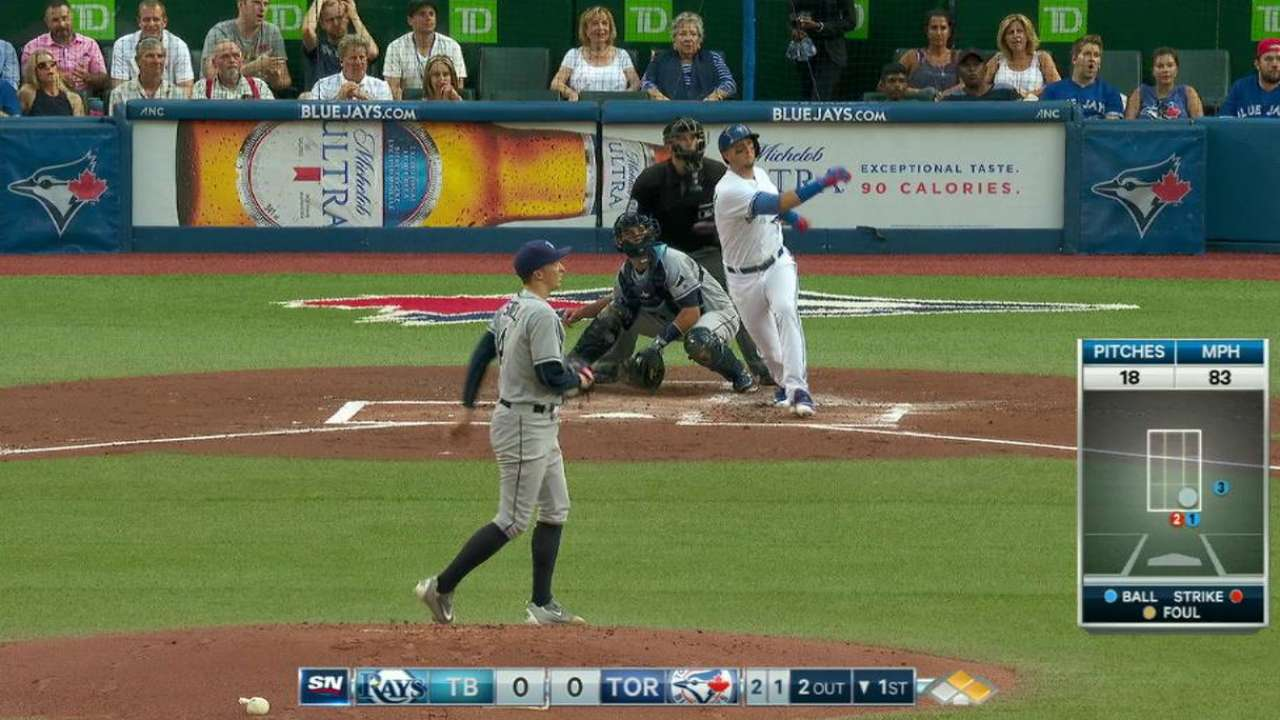 Tulowitzki's three-run home run