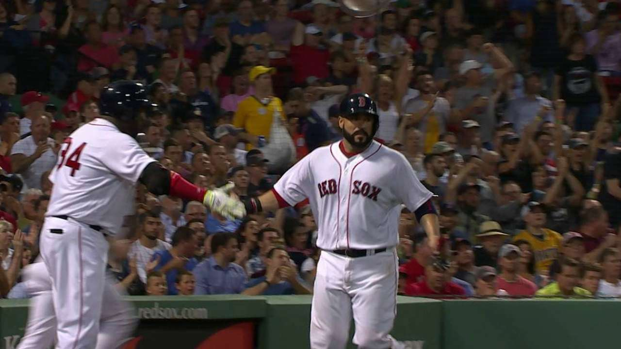 Betts day to day with right calf tightness