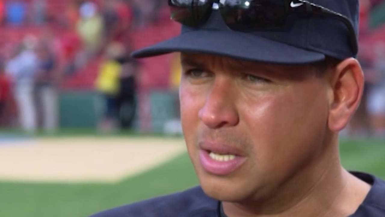 A-Rod answers tough questions in exclusive YES sitdown