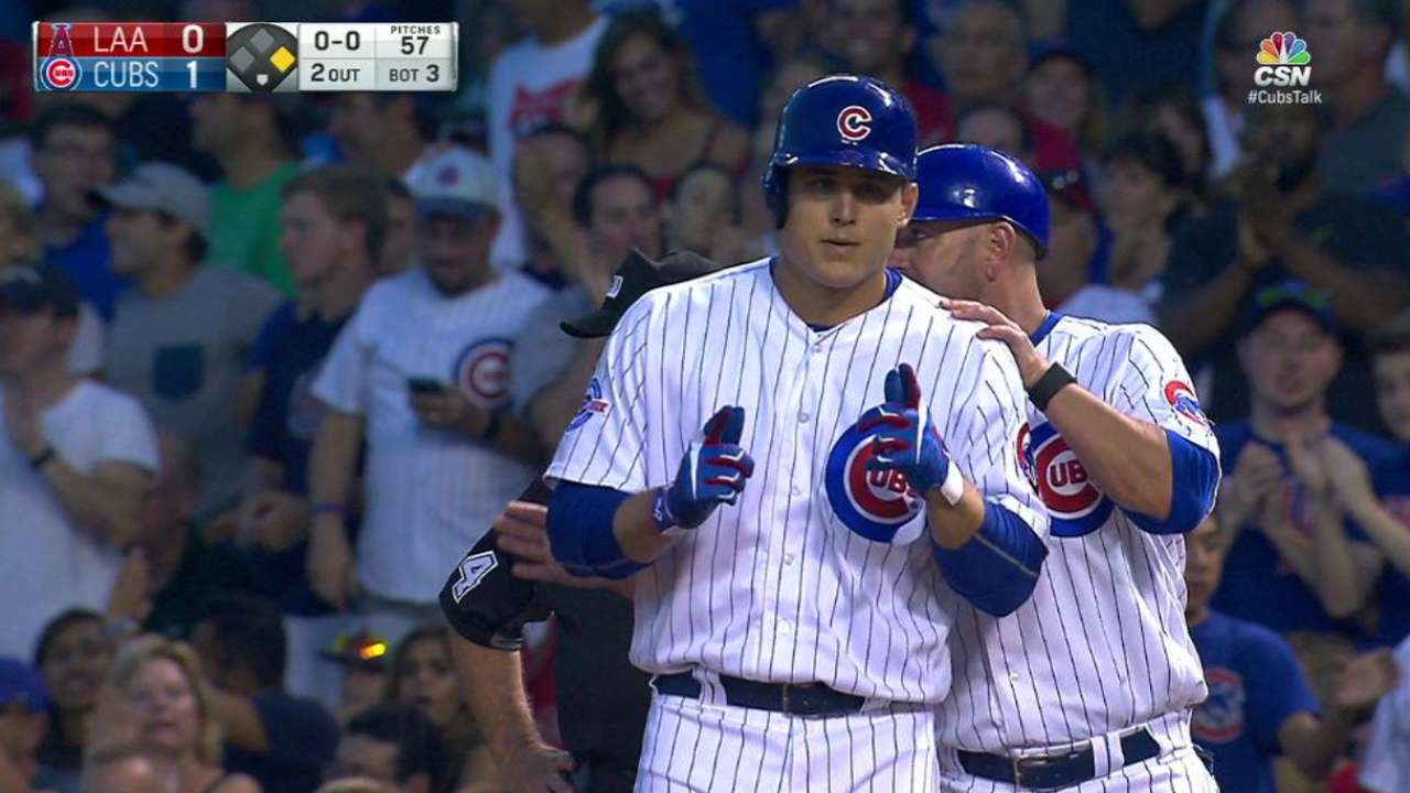 Rizzo's RBI single