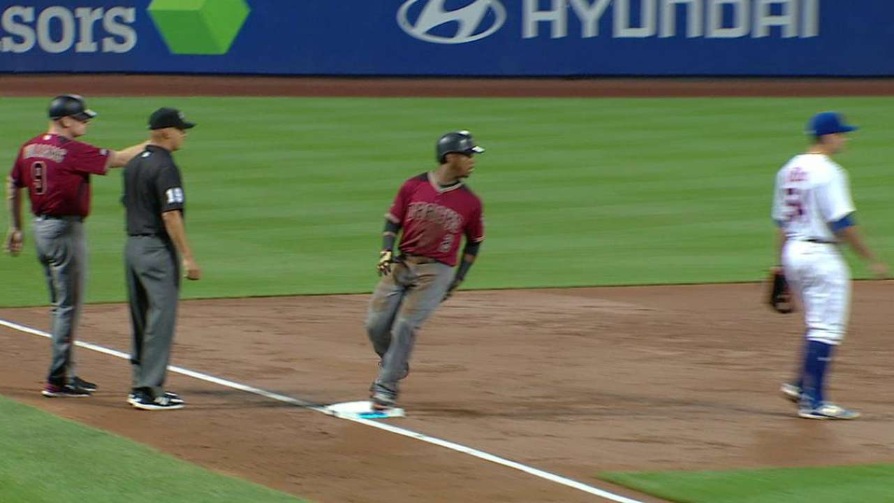 Segura moves up two bases